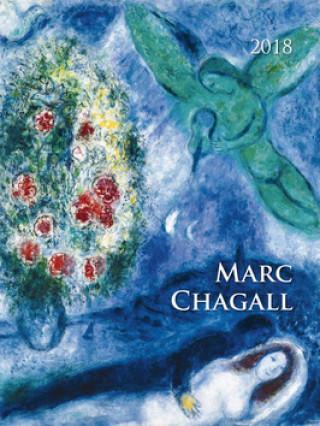 Marc Chagall 2018 - nástěnný kalendář