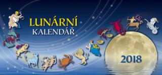 Lunární kalendář 2018 - stolní kalendář