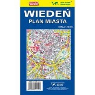 Wiedeń plan miasta 1:16 000