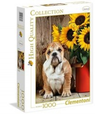 Puzzle High Quality Collection The Bulldog 1000