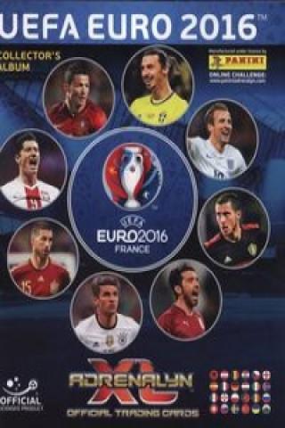 Album Adrenalyn XL UEFA EURO 2016