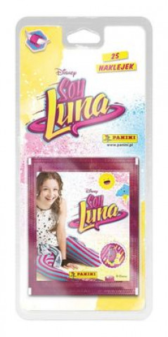 Soy Luna 25 naklejek