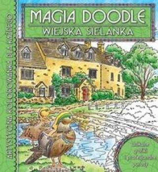 Wiejska Sielanka Magia doodle
