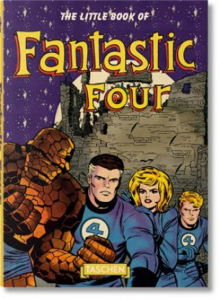 Carte The Little Book of Fantastic Four Roy Thomas
