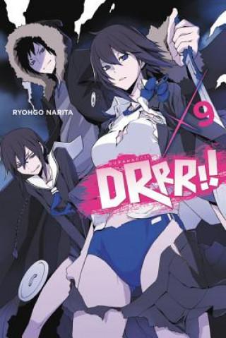 Durarara!!, Vol. 9 (Light Novel)