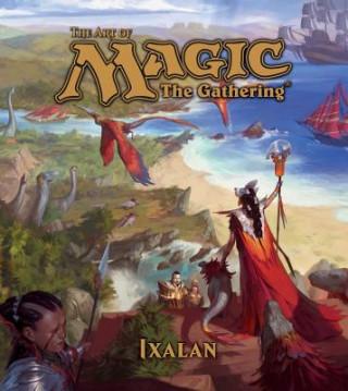 Art of Magic: The Gathering - Ixalan