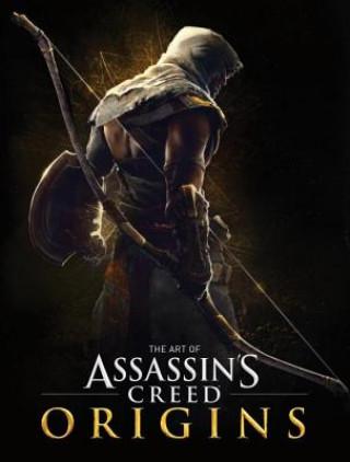 Carte Art of Assassin's Creed Origins Paul Davies