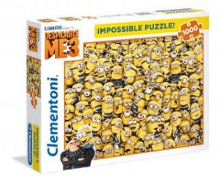 Puzzle Impossible 1000 Mimoni