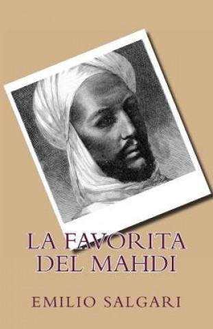 Carte La Favorita del Mahdi Emilio Salgari