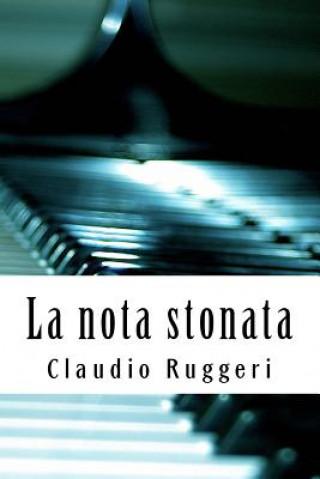 Kniha La Nota Stonata Claudio Ruggeri