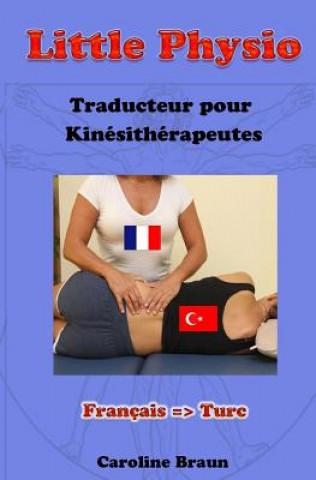 Carte Little Physio Francais - Turc Caroline Braun