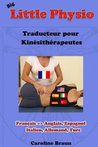 Carte Big Little Physio Pour Kines Francophones Caroline Braun