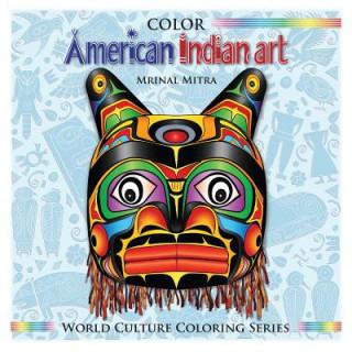 Carte Color American Indian Art MR Mrinal Mitra