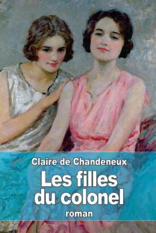 Carte Les Filles Du Colonel Claire De Chandeneux