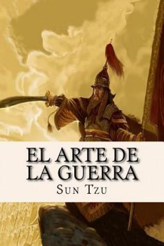 Kniha El Arte de la Guerra Sun Tzu