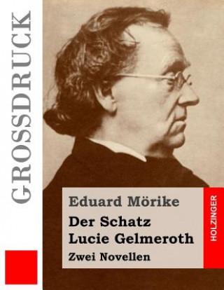 Der Schatz / Lucie Gelmeroth (Grossdruck): Zwei Novellen