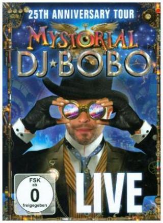 DJ Bobo, Mystorial - Live