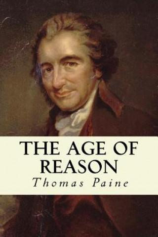 Könyv The Age of Reason Thomas Paine