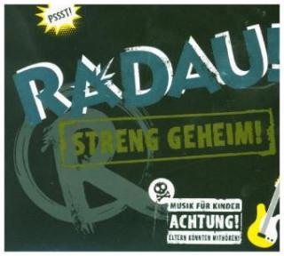 Streng Geheim!, 1 Audio-CD