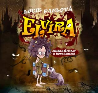 Elvíra, strašidlo z kontejneru 2 - Mládě jménem Pecka