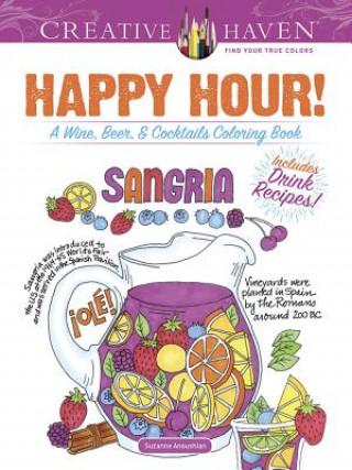 Carte Creative Haven Happy Hour! Suzanne Anoushian