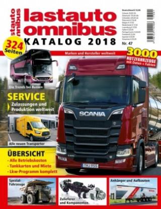 Lastauto Omnibus-Katalog 2018
