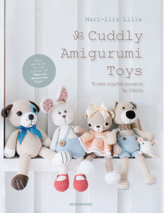 Carte Cuddly Amigurumi Toys Mari-Liis Lille