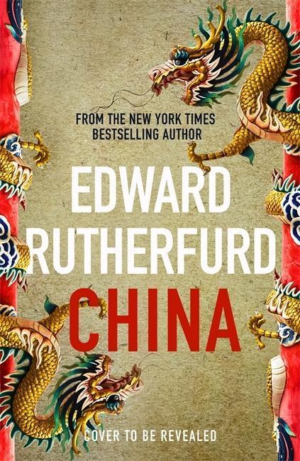 Carte China Edward Rutherfurd