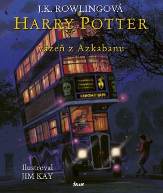 Harry Potter 3 – ilustrovaná edícia