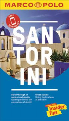 Santorini Marco Polo Pocket Guide