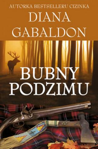 Carte Bubny podzimu Diana Gabaldon