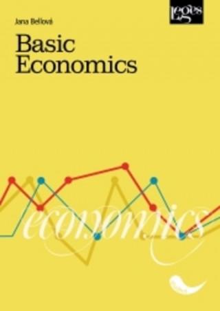 Könyv Basic Economics Jana Bellová