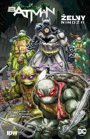 Batman Želvy nindža
