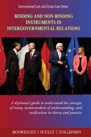 Carte Binding and Non-Binding Instruments in Intergovernmental Relations: A diplomat's guide to understand the concepts of treaty, memorandum of understandi Mark Scully