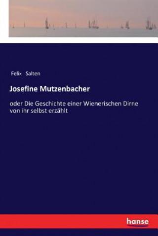 Carte Josefine Mutzenbacher Felix Salten