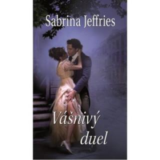 Carte Vášnivý duel Sabrina Jeffries