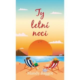 Carte Ty letní noci Mandy Baggot