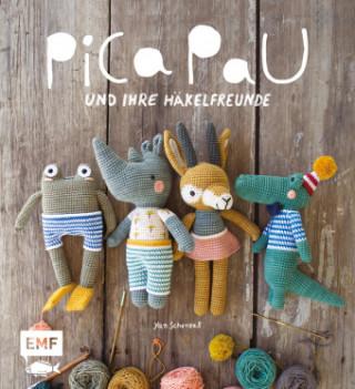 Carte Pica Pau und ihre Häkelfreunde Yan Schenkel