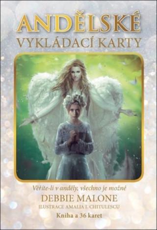 Andělské vykládací karty