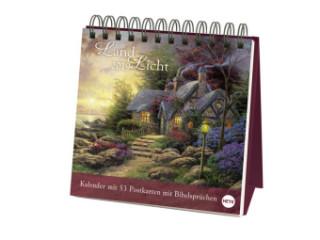 Land im Licht, Postkartenkalender 2019