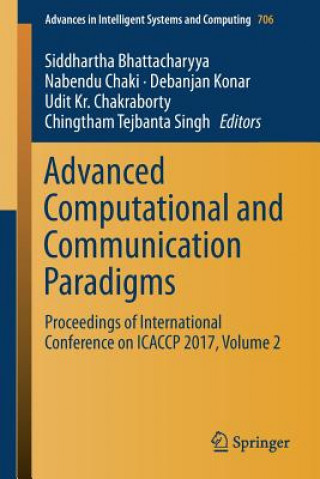 Advanced Computational and Communication Paradigms