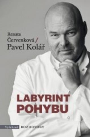 Carte Labyrint pohybu Renata Červenková