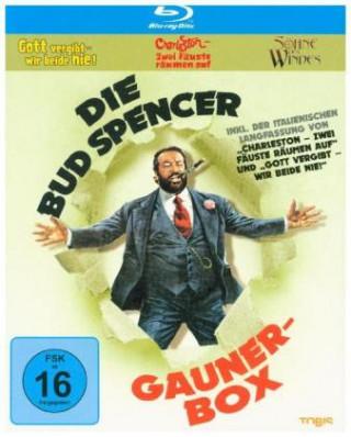 Die Bud Spencer Gauner Box, 3 Blu-ray