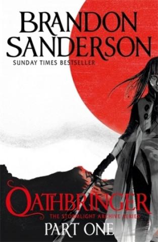 Carte Oathbringer Part One Brandon Sanderson