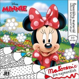 Minnie Maľovanky pre najmenších