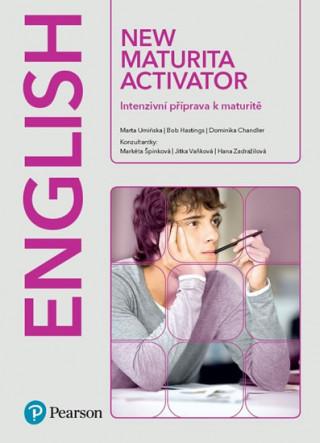 Carte New Maturita Activator Student's Book Marta Uminska