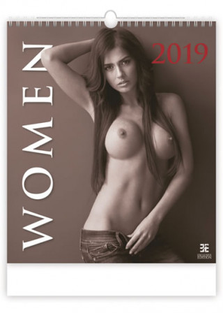 Women - nástěnný kalendář 2019
