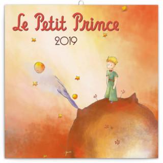 Poznámkový kalendář Malý princ 2019