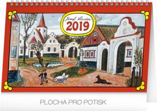 Josef Lada Na vsi 2019 - stolní kalendář