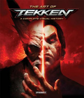 Art of Tekken: A Complete Visual History HC
